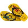 havaianas Minions Sandalen Kinderen geel